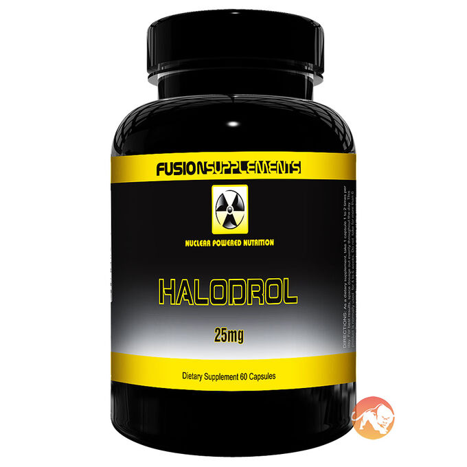 Halodrol 60 Caps