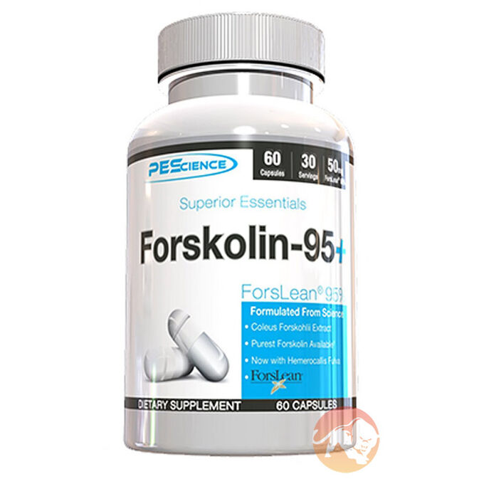 Forskolin-95+ 60 Caps
