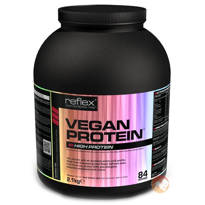 Vegan Protein 2.1kg Chocolate