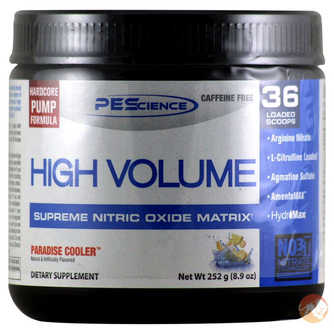 High Volume 245g - Paradise Cooler