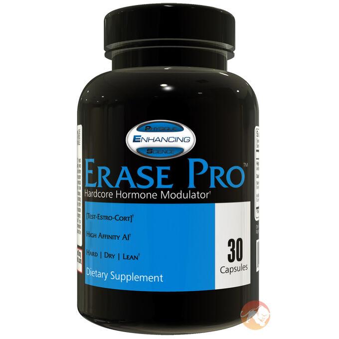 Erase Pro 30 caps New Formula