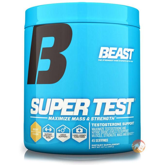 Super Test Powder 360g 45 Servings-Iced Tea