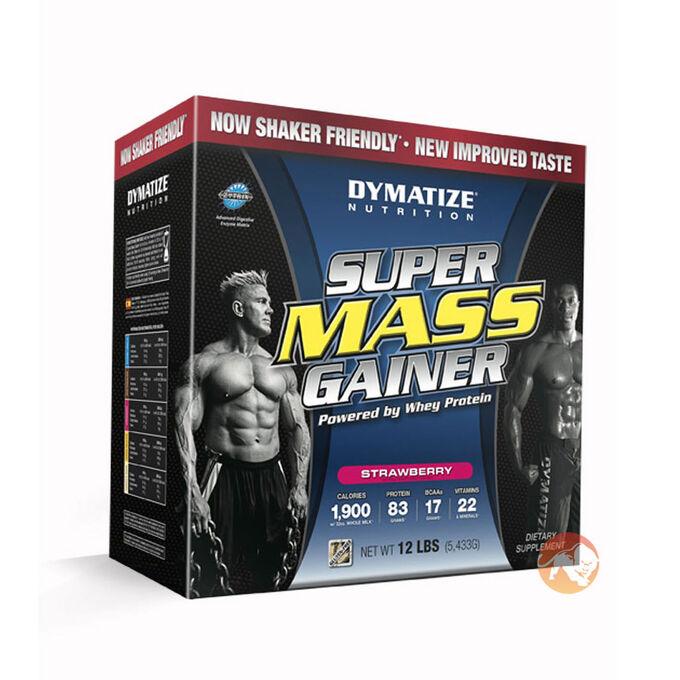 Super Mass Gainer 6lb-BAN-6lb
