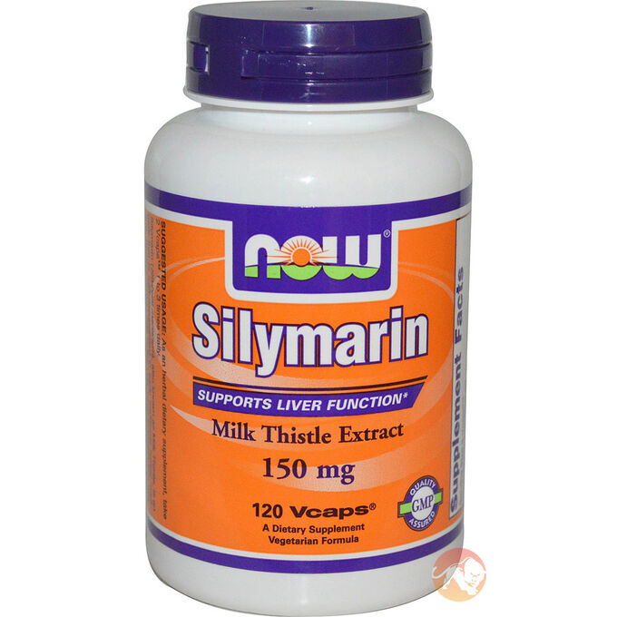 Silymarin Milk Thistle Extract 150mg - 60 Vcaps