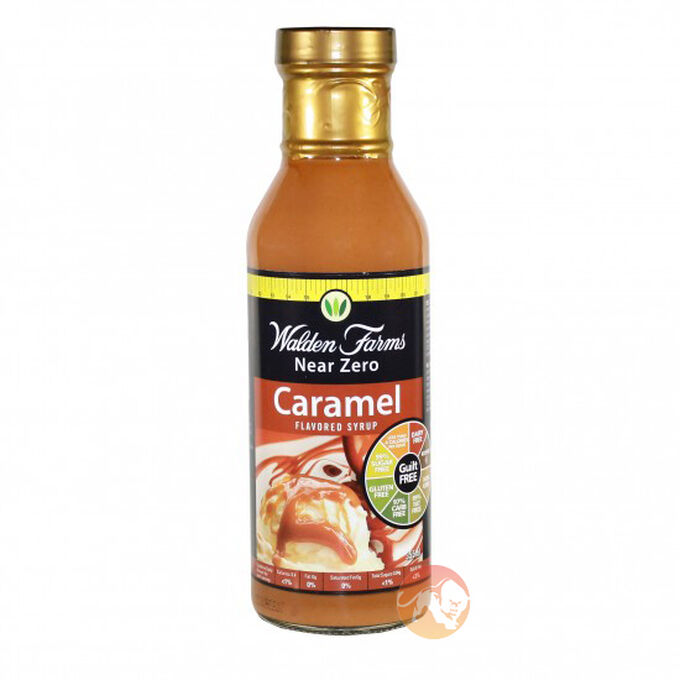 Calorie Free Caramel Syrup 12oz
