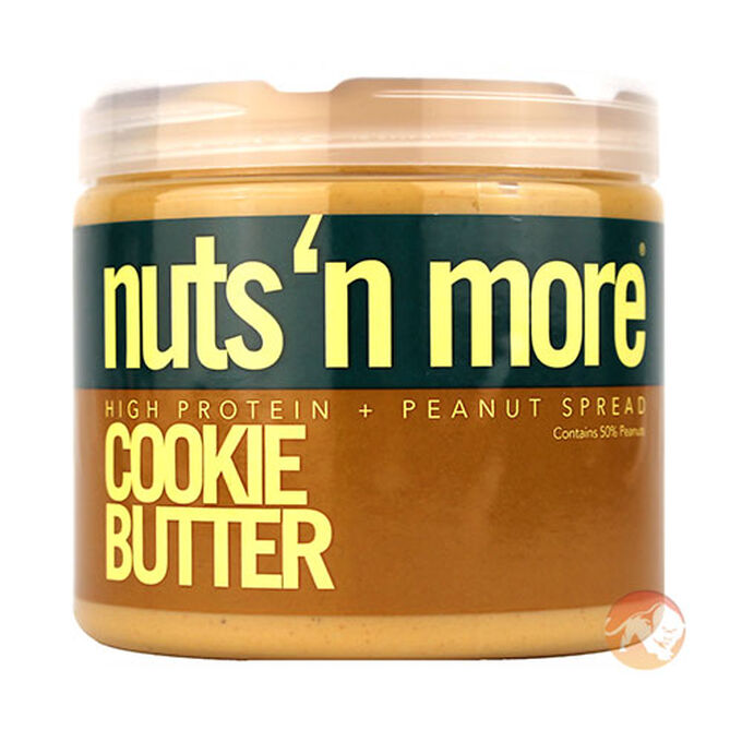 Nuts n More Cookie Butter 454g