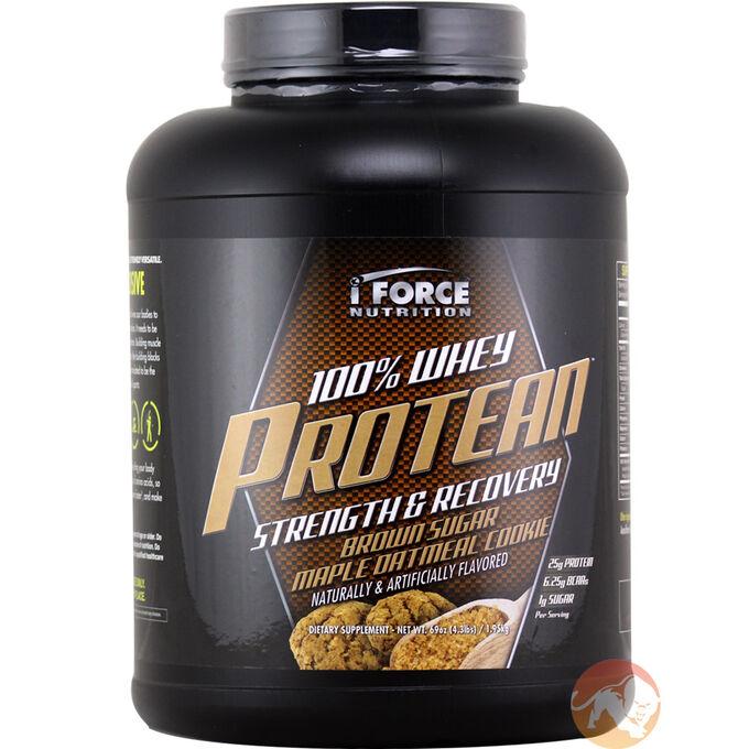 100% Whey Protean 2kg  Vanilla Dream