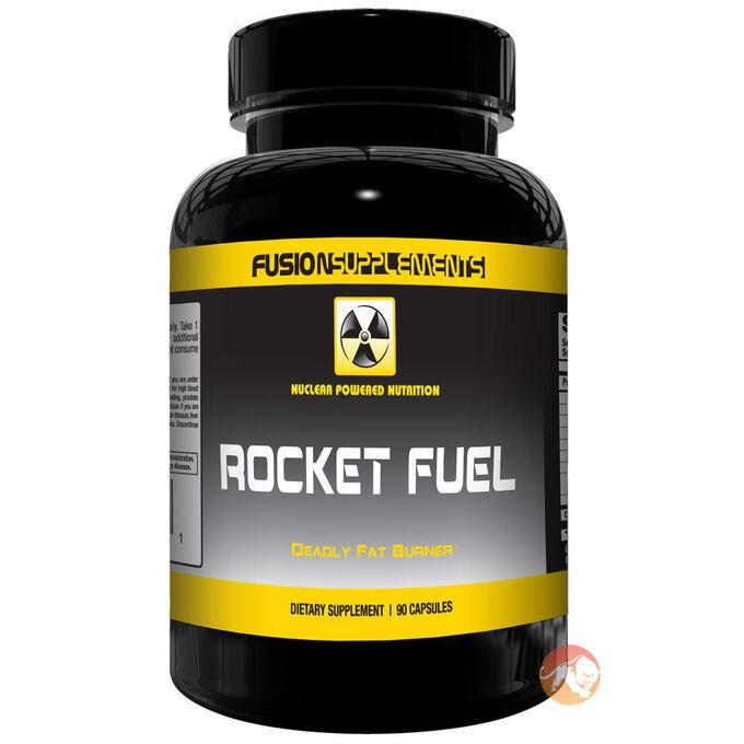 Fusion Supplements Rocket Fuel   Predator Nutrition