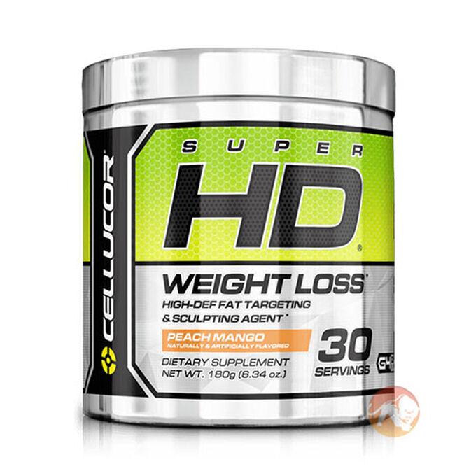 Super HD Powder 30 Servings Strawberry Lemonade