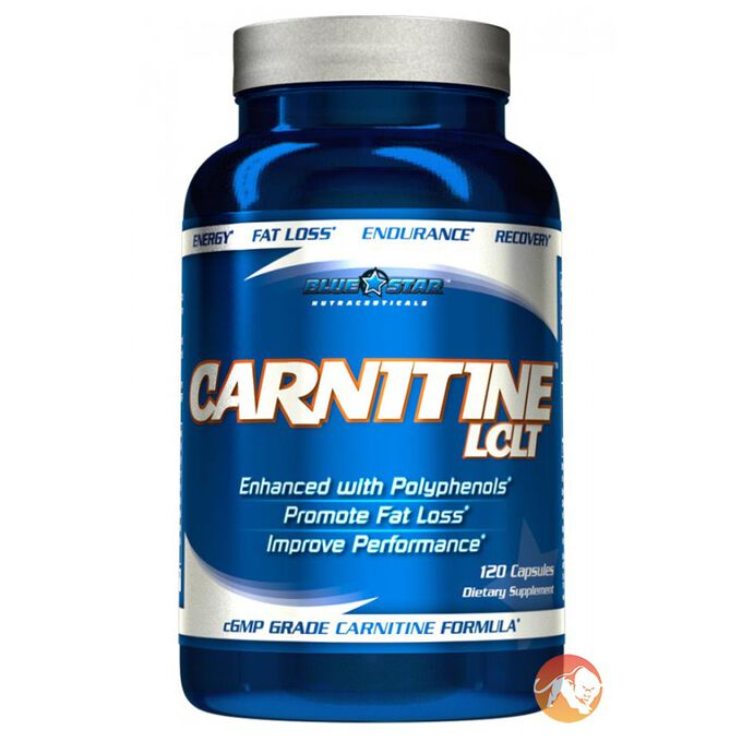 Carnitine LCLT 120 Caps