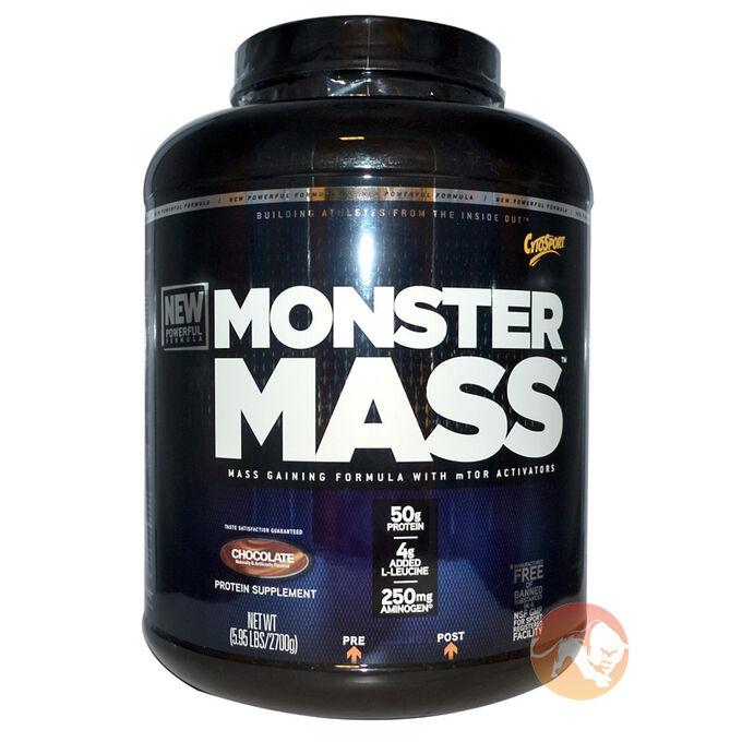 Monster Mass 2.7kg - Chocolate