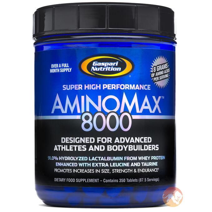 Aminomax 8000 350 Tabs