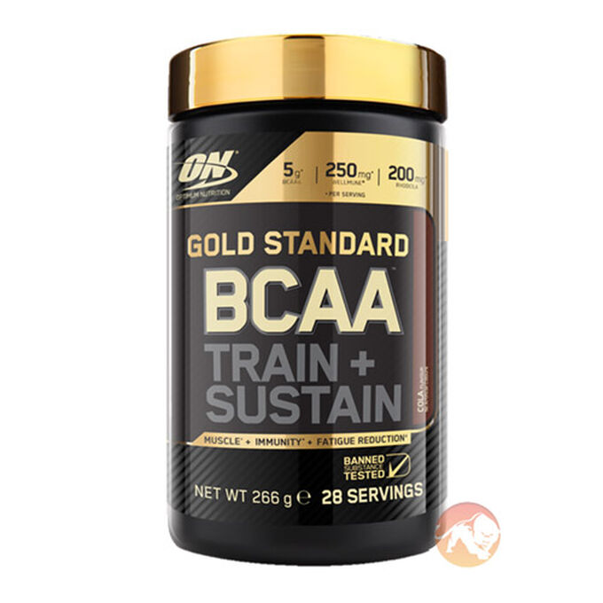 Gold Standard BCAA 28 Servings Strawberry Kiwi