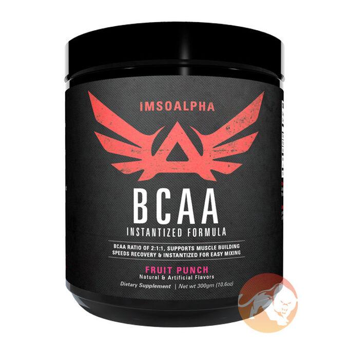 Instantised BCAA + Glutamine 50 Servings-Fruit Punch