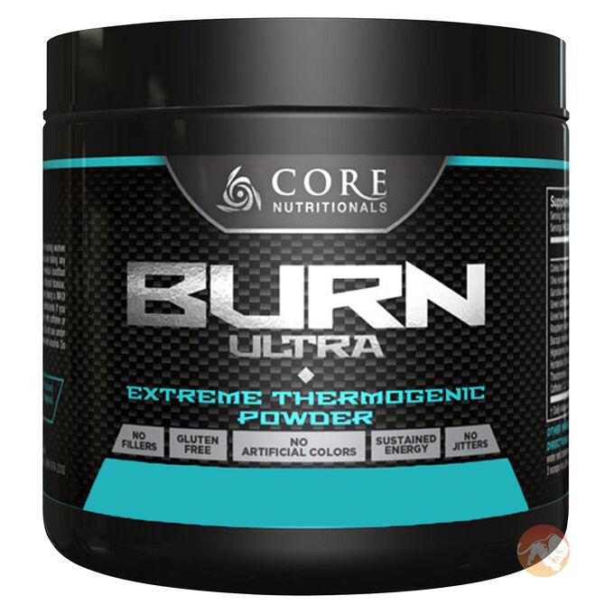 Core Burn Ultra 60 Servings Raspberry Lemonade
