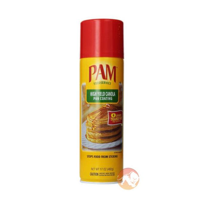 PAM Organic Canola Spray 482ml