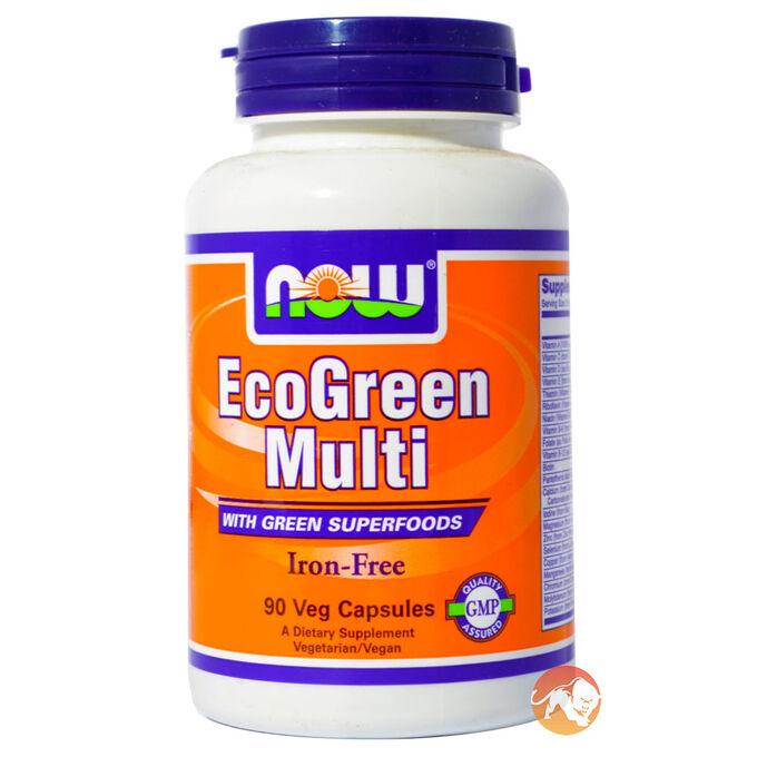 Eco-Green Multi 90 Vcaps