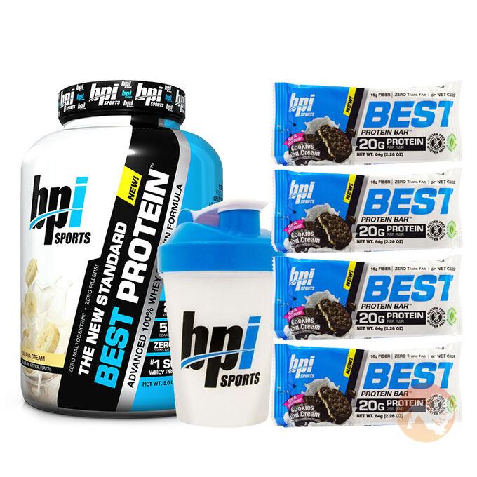 Best Protein 2.27kg Vanilla Swirl
