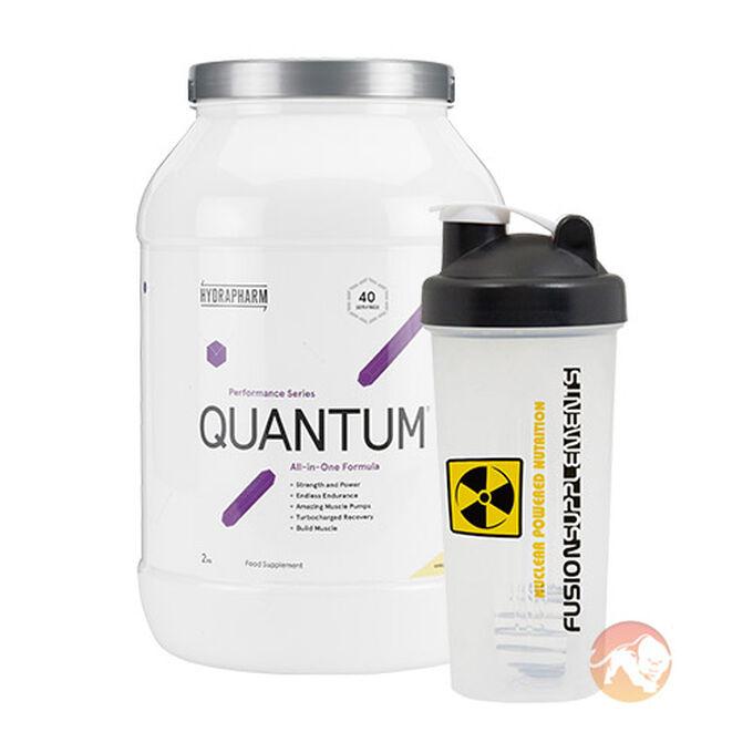 Quantum 2kg - Strawberry