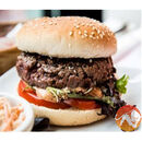 Buffalo, Tomato and Basil Burgers 2 Pack