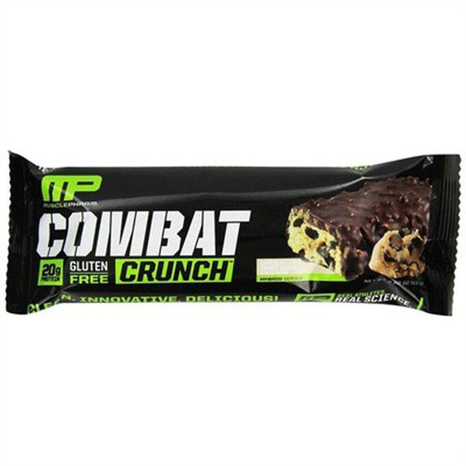 Combat Crunch 1 Bar Birthday Cake
