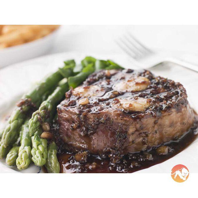 Exotic Meat/Wild Boar Haunch Steaks (2 in a 250g Pack)