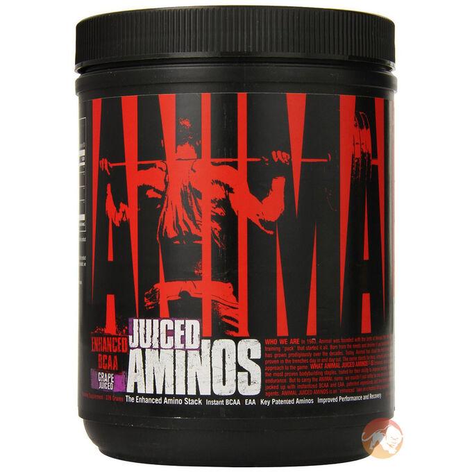 Animal Juiced Aminos 30 Servings Grape