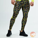 Compression Pants Camo Small