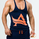 Stringer Navy Orange Small