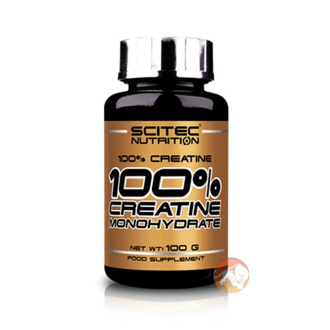 Creatine Monohydrate 100g