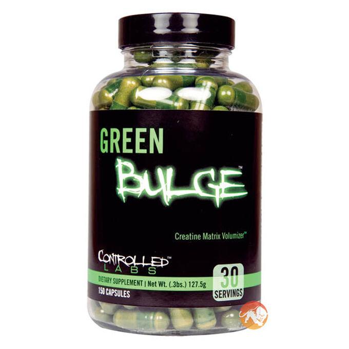 Green Bulge 150 Caps