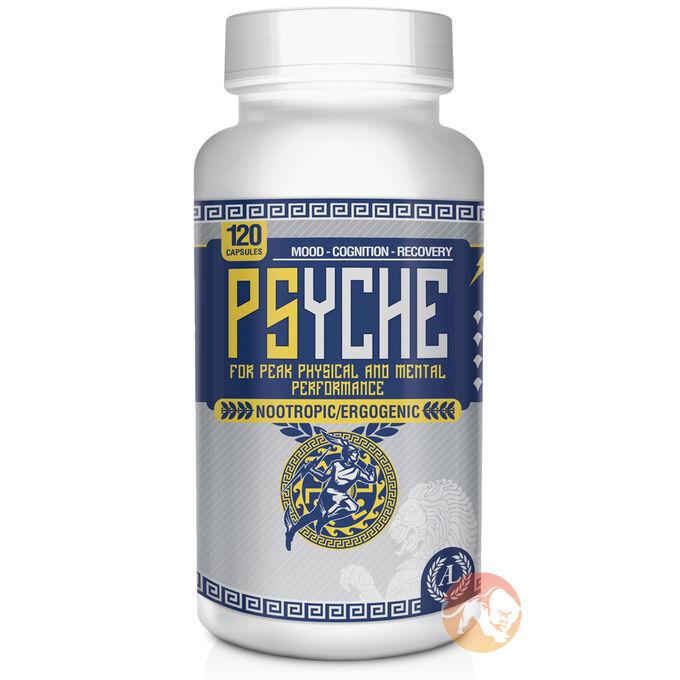 Psyche 120 Capsules