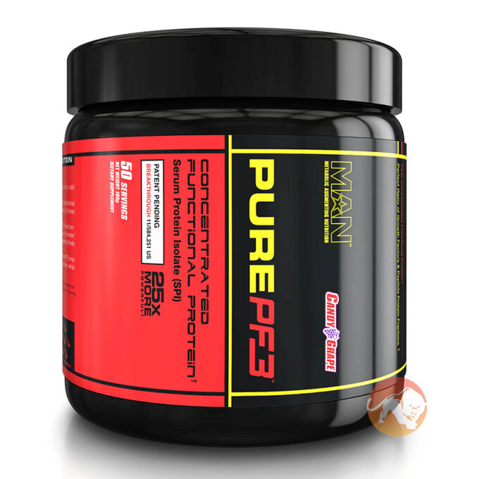 pure pf3 - fruit punch