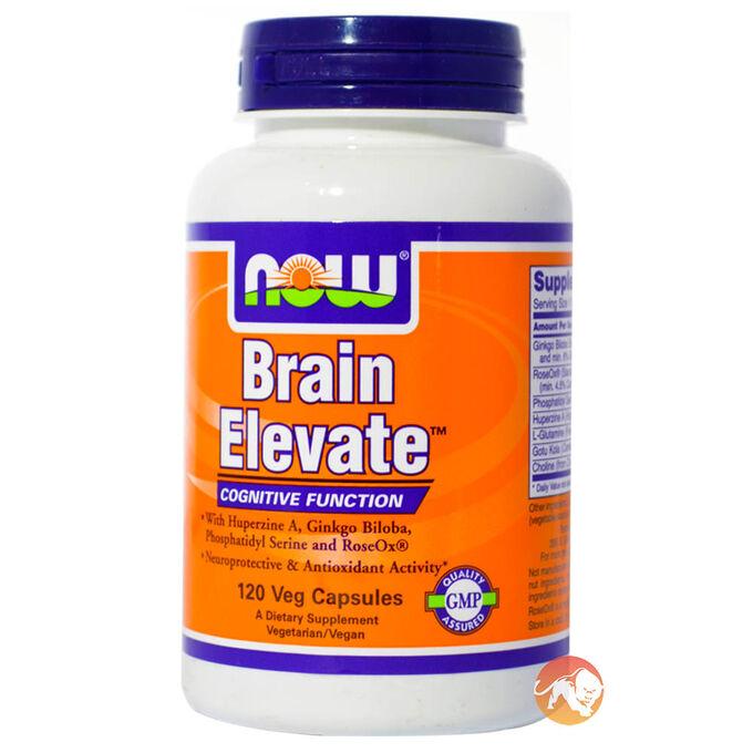 Brain Elevate (TM) Formula 120 Caps