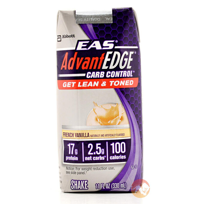 AdvantEDGE Carb Control 330ml Strawberry Cream