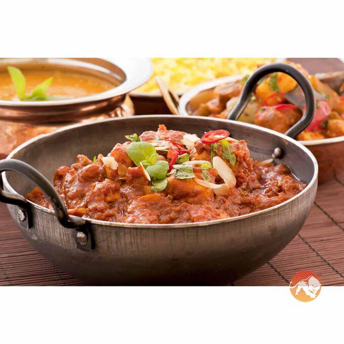 Capon Chicken Balti Meal 450g