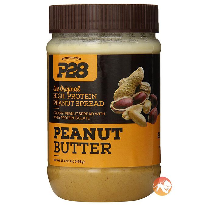 Peanut Butter High Protein Spread 453g (1lb)