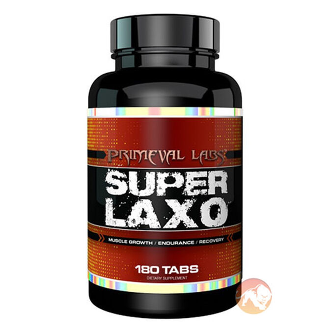Super Laxo 180 Tabs