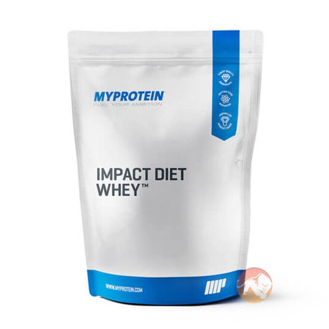 Impact Diet Whey - Latte 1.45KG