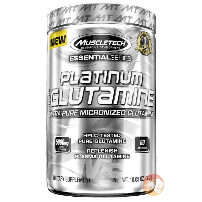 Platinum 100% Glutamine 300g