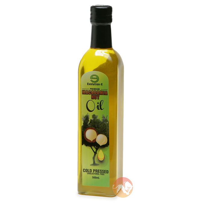 Macadamia Nut Oil 500ml