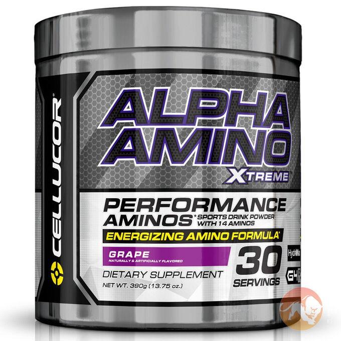 Alpha Amino Xtreme 30 Servings Watermelon