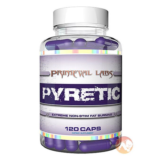 Pyretic 60 Caps