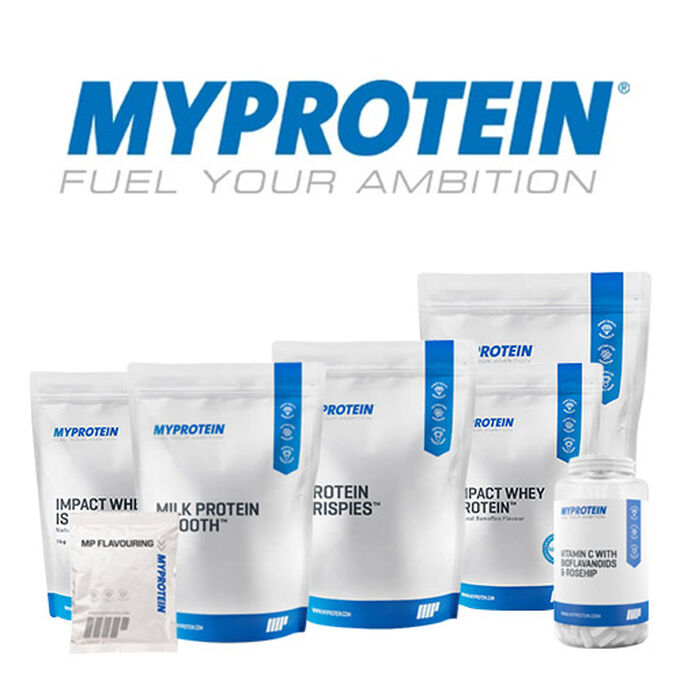 MyProtein Dated Stock - Pack #1