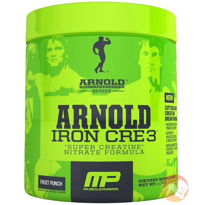 Iron CRE3 Fruit Punch