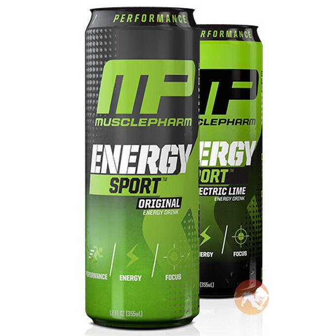 Energy Sport 355ml - Citrus Edge