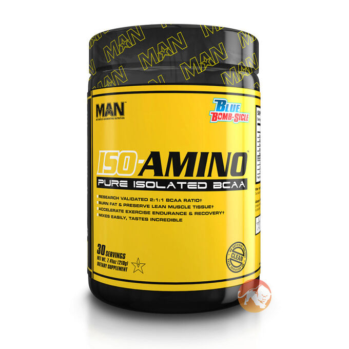 ISO-Amino 30 Servings - Tigers Blood