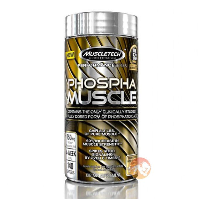 Phospha Muscle 140 Softgels