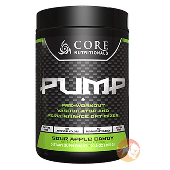 Core PUMP Pineapple Strawberry 282g