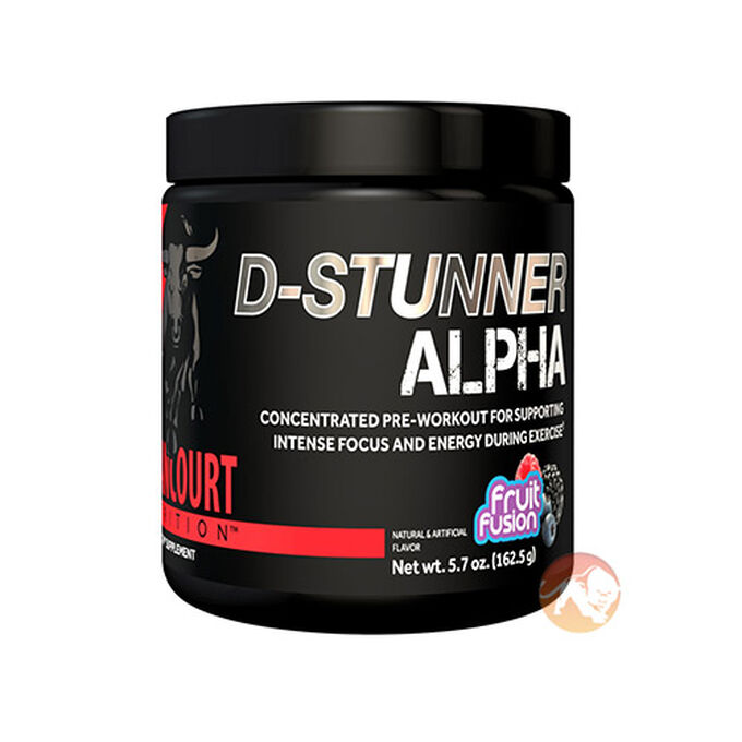 D-Stunner Alpha 25 Servings-Fruit Fusion